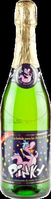 4,95 € Envoi gratuit | Vin rose Pinky sin alcohol Espagne Bouteille 75 cl