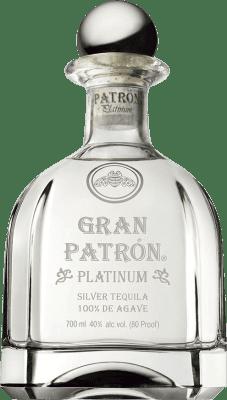 213,95 € Free Shipping   Tequila Patrón Gran Patrón Platinum Blanco Mexico Bottle 70 cl
