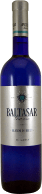 7,95 € Free Shipping   White wine San Alejandro Baltasar Gracian Blanco de Hielo Joven D.O. Calatayud Aragon Spain Macabeo Bottle 75 cl