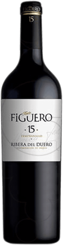 768,95 € Free Shipping | Red wine Figuero 15 Meses Reserva D.O. Ribera del Duero Castilla y León Spain Tempranillo Botella Nabucodonosor 15 L