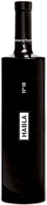 19,95 € Free Shipping   Red wine Habla Nº 18 I.G.P. Vino de la Tierra de Extremadura Andalucía y Extremadura Spain Syrah Bottle 75 cl