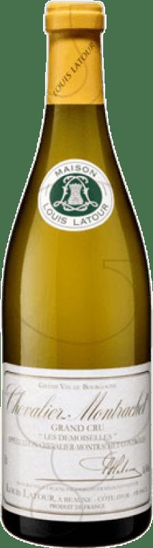 356,95 € Free Shipping | White wine Louis Latour Grand Cru Crianza A.O.C. Chevalier-Montrachet Burgundy France Chardonnay Bottle 75 cl