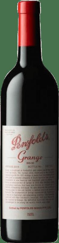 667,95 € Free Shipping | Red wine Penfolds Grange I.G. Southern Australia Southern Australia Australia Syrah Bottle 75 cl