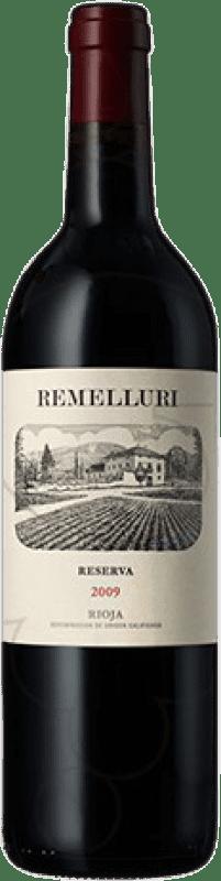 861,95 € Free Shipping | Red wine Ntra. Sra de Remelluri Reserva 2004 D.O.Ca. Rioja The Rioja Spain Tempranillo, Grenache, Graciano Balthazar Bottle 12 L