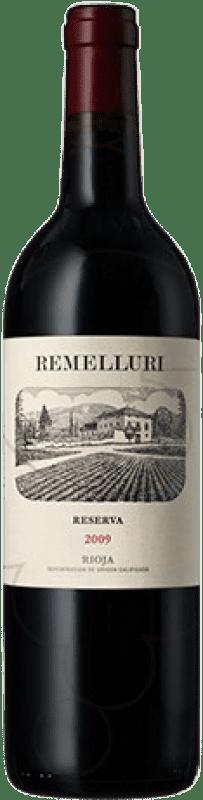 651,95 € Free Shipping | Red wine Ntra. Sra de Remelluri Reserva 2009 D.O.Ca. Rioja The Rioja Spain Tempranillo, Grenache, Graciano Botella Melchor 18 L