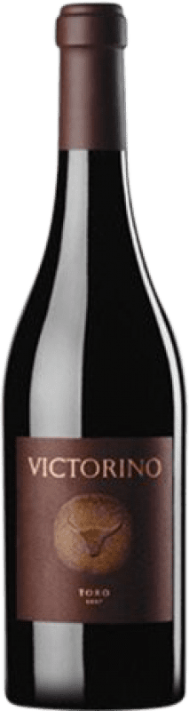 29,95 € Free Shipping | Red wine Teso La Monja Victorino D.O. Toro Castilla y León Spain Tempranillo Bottle 75 cl