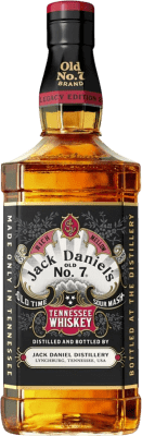 25,95 € Free Shipping | Bourbon Jack Daniel's Legacy Nº2 Edition Reserva United States Bottle 70 cl