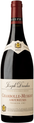 511,95 € Free Shipping | Red wine Drouhin 1er Cru Amoureuses A.O.C. Chambolle-Musigny Burgundy France Pinot Black Bottle 75 cl