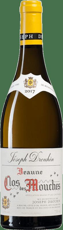 142,95 € Free Shipping | White wine Drouhin 1er Cru Clos des Mouches Blanc A.O.C. Côte de Beaune Burgundy France Chardonnay Bottle 75 cl
