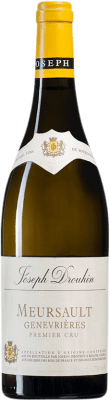 131,95 € Free Shipping | White wine Drouhin 1er Cru Genevrières A.O.C. Meursault Burgundy France Chardonnay Bottle 75 cl