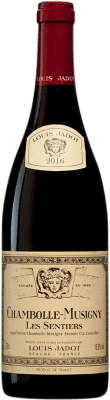 106,95 € Free Shipping | Red wine Louis Jadot 1er Cru Les Sentiers A.O.C. Chambolle-Musigny Burgundy France Bottle 75 cl