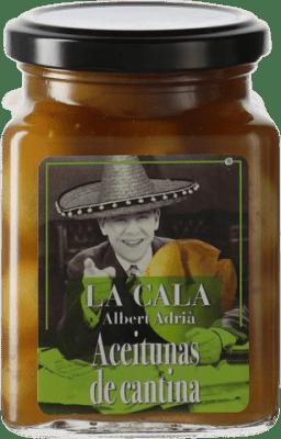 3,95 € Envío gratis | Conservas Vegetales La Cala Aceitunas de Cantina España