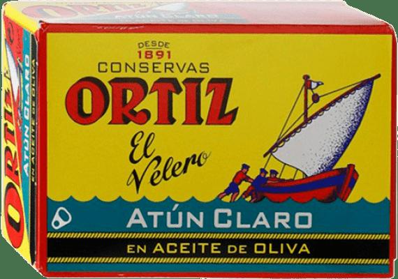 2,95 € Envoi gratuit   Conservas de Pescado Ortíz Atún en Aceite de Oliva Espagne