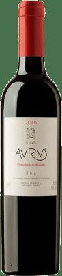 91,95 € Envío gratis | Vino tinto Allende Aurus 2005 D.O.Ca. Rioja España Tempranillo, Graciano Botella Medium 50 cl