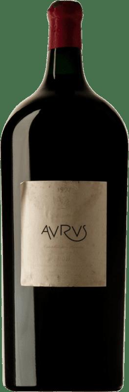1 211,95 € Envío gratis | Vino tinto Allende Aurus 1997 D.O.Ca. Rioja España Tempranillo, Graciano Botella Salmanazar 9 L