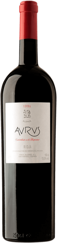 1 456,95 € Free Shipping | Red wine Allende Aurus 1996 D.O.Ca. Rioja Spain Tempranillo, Graciano Salmanazar Bottle 9 L