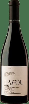 42,95 € Kostenloser Versand | Rotwein Lafou Batea D.O. Terra Alta Katalonien Spanien Syrah, Grenache, Cabernet Sauvignon Flasche 75 cl