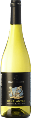 9,95 € Free Shipping | White wine Bellaserra Benplantat Blanc Spain Bottle 75 cl