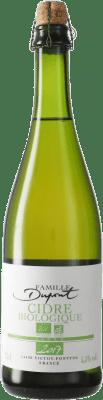 11,95 € Envoi gratuit   Cidre Domaine Dupont Biologique France Bouteille 75 cl