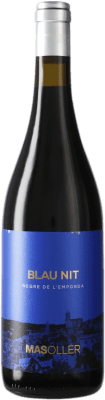 7,95 € Free Shipping | Red wine Mas Oller Blaunit D.O. Empordà Catalonia Spain Bottle 75 cl
