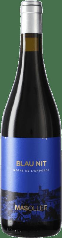 7,95 € Envoi gratuit | Vin rouge Mas Oller Blaunit D.O. Empordà Catalogne Espagne Bouteille 75 cl