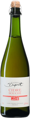 16,95 € Free Shipping | Cider Domaine Dupont Bouché France Bottle 75 cl
