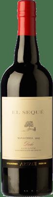 26,95 € Kostenloser Versand | Rotwein El Sequé by Artadi Süß D.O. Alicante Spanien Syrah, Monastrell Flasche 75 cl