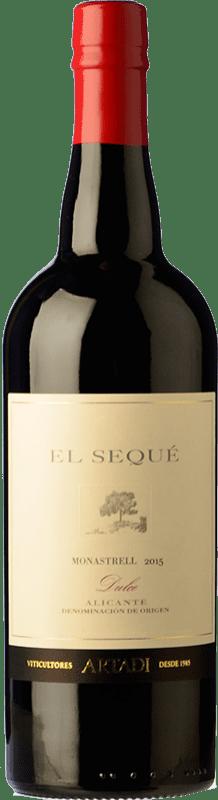 26,95 € Envoi gratuit   Vin rouge El Sequé by Artadi Doux D.O. Alicante Espagne Syrah, Monastrell Bouteille 75 cl