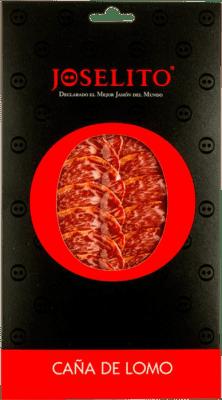 9,95 € Free Shipping | Sausages Joselito Caña de Lomo 100% Natural Spain