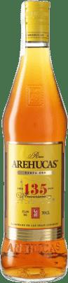 11,95 € Envío gratis | Ron Arehucas Carta Oro Islas Canarias España Botella 70 cl