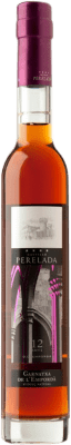 22,95 € Free Shipping | Red wine Perelada Castillo de Perelada Garnatxa de l'Empordà D.O. Empordà Catalonia Spain Grenache White, Garnacha Roja Half Bottle 37 cl