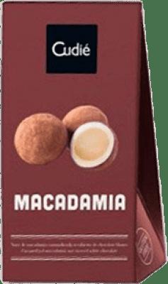 4,95 € Envío gratis | Chocolates y Bombones Bombons Cudié Catànies Macadamia España