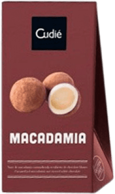 4,95 € Free Shipping | Chocolates y Bombones Bombons Cudié Catànies Macadamia Spain