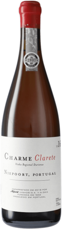 39,95 € Free Shipping | Rosé wine Niepoort Charme Clarete I.G. Douro Douro Portugal Bottle 75 cl