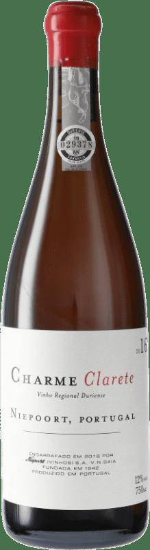 39,95 € Envío gratis | Vino rosado Niepoort Charme Clarete I.G. Douro Douro Portugal Botella 75 cl