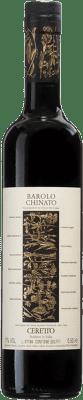 58,95 € Free Shipping | Vermouth Ceretto Chinato Rosso D.O.C.G. Barolo Piemonte Italy Medium Bottle 50 cl