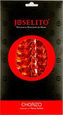 5,95 € Kostenloser Versand | Würstchen Joselito Chorizo 100% Natural Spanien