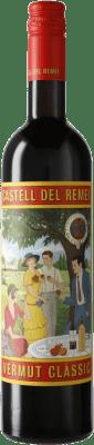 8,95 € Envoi gratuit | Vermouth Castell del Remei Clàssic Catalogne Espagne Bouteille 75 cl