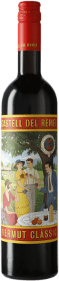 14,95 € Free Shipping | Vermouth Castell del Remei Clàssic Catalonia Spain Bottle 75 cl