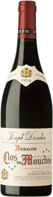 105,95 € Free Shipping | Red wine Drouhin Clos des Mouches Rouge A.O.C. Côte de Beaune Burgundy France Pinot Black Bottle 75 cl
