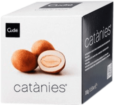 8,95 € Free Shipping | Chocolates y Bombones Bombons Cudié Cub Catànies Spain