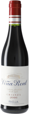 4,95 € Envoi gratuit   Vin rouge Norte de España - CVNE Cune Viña Real Crianza D.O.Ca. Rioja Espagne Demi Bouteille 37 cl