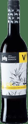 6,95 € Kostenloser Versand | Essig Ferret Guasch de Cava Trocken Spanien Medium Flasche 50 cl