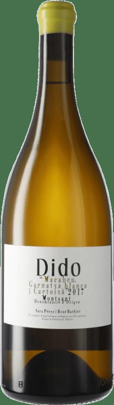 29,95 € Envío gratis | Vino blanco Venus La Universal Dido Blanc D.O. Montsant Cataluña España Garnacha Blanca, Macabeo, Xarel·lo Botella Mágnum 1,5 L