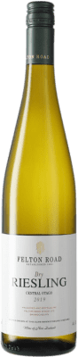 37,95 € Free Shipping | White wine Felton Road Dry I.G. Central Otago Central Otago New Zealand Riesling Bottle 75 cl