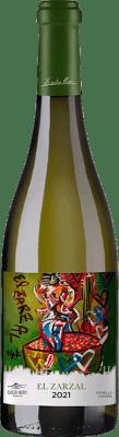 9,95 € Envío gratis | Vino blanco Emilio Moro El Zarzal D.O. Bierzo Castilla y León España Godello Botella 75 cl