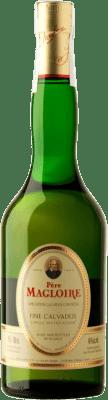 18,95 € Envío gratis | Calvados Père Magloire Fine I.G.P. Calvados Pays d'Auge Francia Botella 70 cl