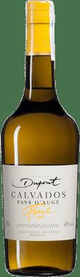 34,95 € Envío gratis | Calvados Domaine Dupont Fine I.G.P. Calvados Pays d'Auge Francia Botella 70 cl