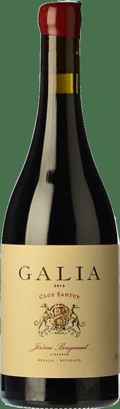 66,95 € Envío gratis | Vino tinto El Regajal Galia Clos Santuy I.G.P. Vino de la Tierra de Castilla y León Castilla y León España Tempranillo, Garnacha Botella 75 cl