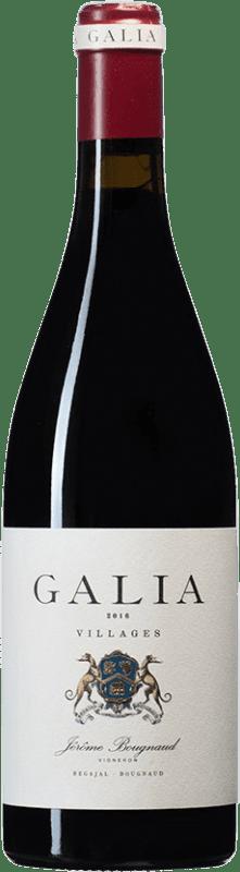 28,95 € Envío gratis | Vino tinto El Regajal Galia Villages I.G.P. Vino de la Tierra de Castilla y León Castilla y León España Tempranillo, Garnacha, Albillo Botella 75 cl